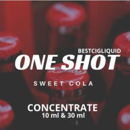 Sweet Cola One Shot E-liquid Concentrate