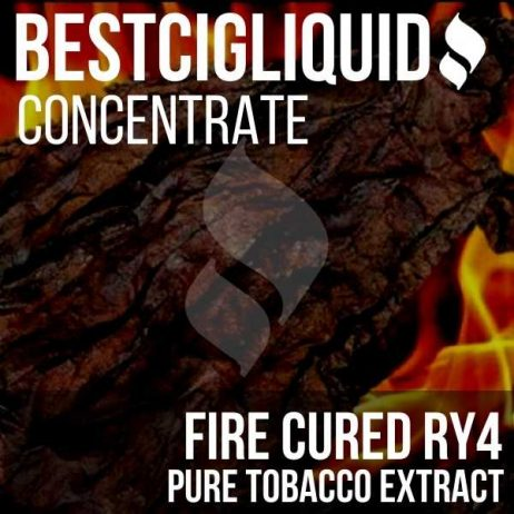 Fire Cured RY4