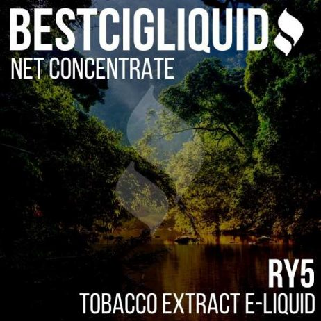 RY5 Tobacco Concentrate (Dark Caramel, Sweet, Maple)