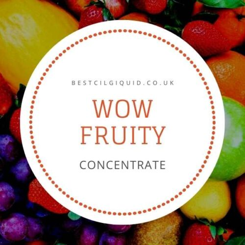 Fruity E-liquid Concentrate
