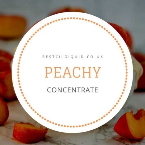 Peachy E-liquid Concentrate