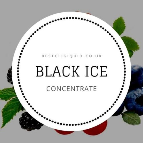 Black Ice E-liquid Concentrate