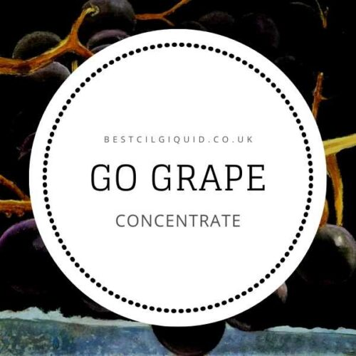 Grape E-liquid Concentrate