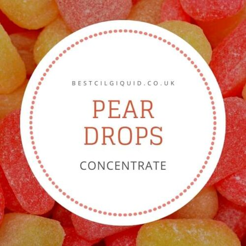 Pear Drops E-liquid Concentrate