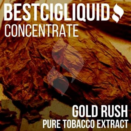 Gold Rush Virginia Tobacco Concentrate (Virginia, Golden)