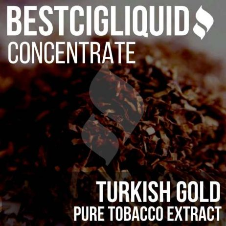 Tobacco Concentrates Turkish Virginia Gold