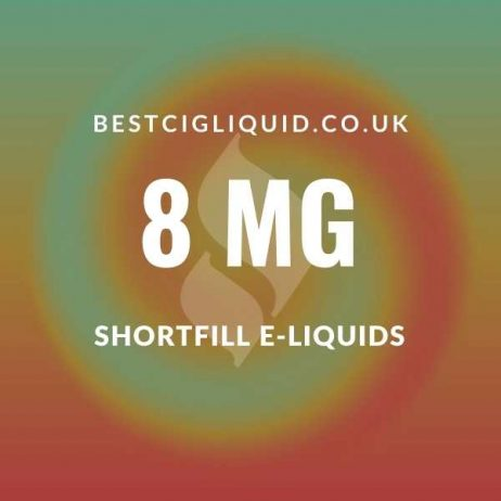 8 MG E-liquid (0.8% Nicotine)