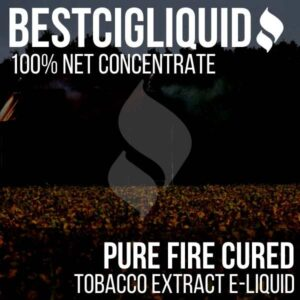 Pure Fire Cured 100% Natural Extracted Tobacco Concentrate