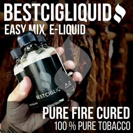 Pure Fire Cured Natural Extracted Tobacco E-liquid