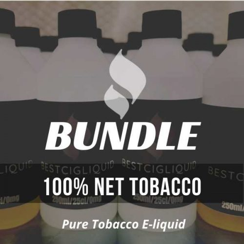 100% Naturally Extracted Tobacco Bundle