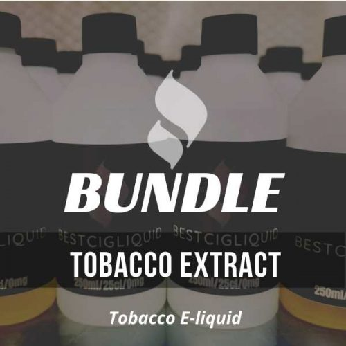 Tobacco Extract Bundle