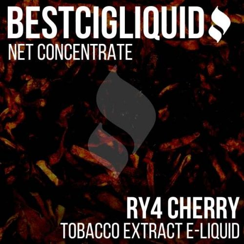 RY4 Cherry Tobacco Concentrate