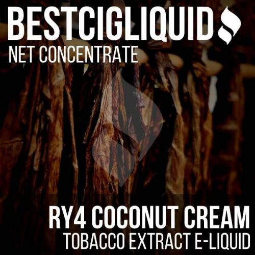 RY4 Coconut Cream Tobacco Concentrate
