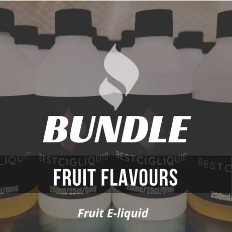 Fruit E-liquid Bundle
