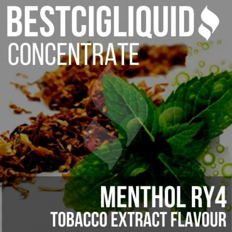 Menthol RY4 Tobacco Concentrate