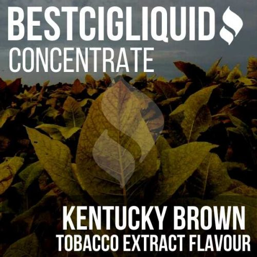 Kentucky Brown tobacco concentrate