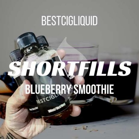 Blueberry Smoothie Shortfill with Nicotine Shots (Blueberry)