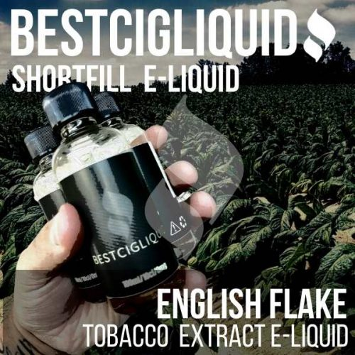 English Flake Pure Tobacco E-liquid (NET)