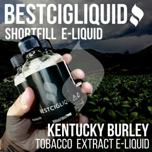 Kentucky Burley Pure Tobacco E-liquid (NET)