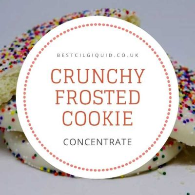 Crunchy Frosted Cookie (Capella)