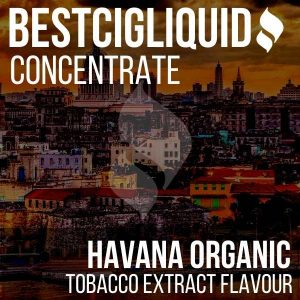 Havana Organic Tobacco Concentrate (Havana, Virginia, Organic)