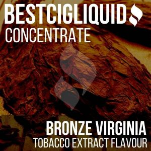 Bronze Virginia Tobacco Concentrate (Burley, Virginia, Bourbon)