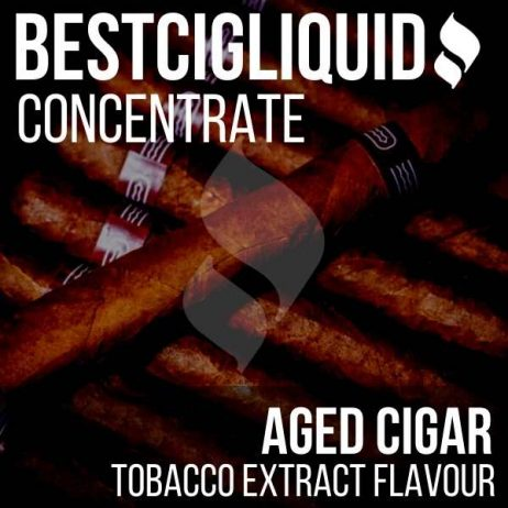 NEW! Aged Cigar Tobacco Concentrate (Burley, Havana)