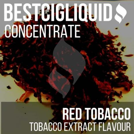 NEW! Red Tobacco Concentrate (Virginia, Burley) (Red, Virginia)