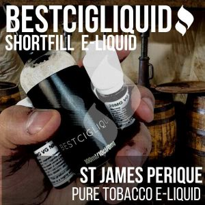 St James Perique NET 100% NET Tobacco (Strong, Powerful, Fruity)