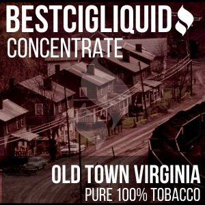 Virginia Concentrate Natural Extracted Tobacco