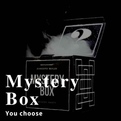 MYSTERY BOX WORTH OVER £50.00