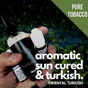 Oriental Turkish Natural Extracted Tobacco